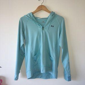 Under Armour Turquoise Jacket